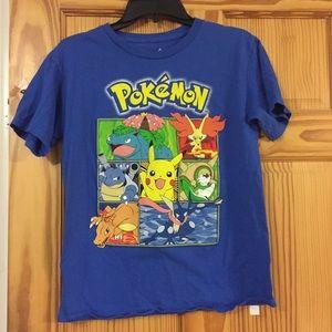 Like new boys Pokémon tee shirt